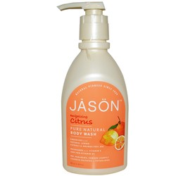 Jason Natural Cosmetics Revitalizing Citrus Pure Natural Body Wash