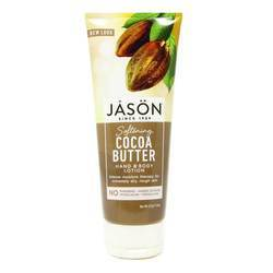 Jason Natural Cosmetics Softening Cocoa Butter Hand Body Lotion