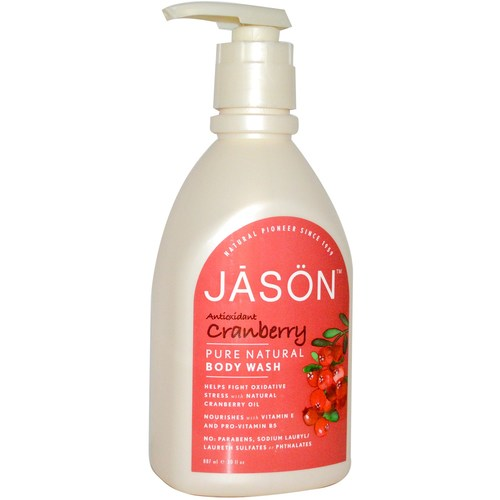 Satin Shower Body Wash
