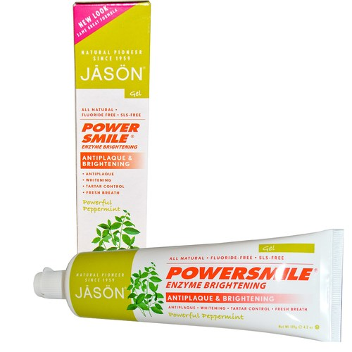 PowerSmile Enzyme Brightening Natural Toothpaste