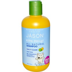 Jason Natural Cosmetics Kids Only! Extra Gentle All Natural Shampoo