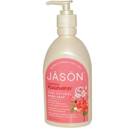 Jason Natural Cosmetics Invigorating Pure Natural Hand Soap