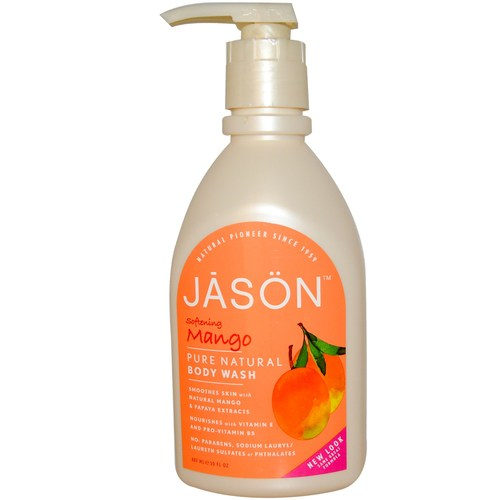 Softening Mango Pure Natural Body Wash
