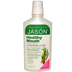 Jason Natural Cosmetics Healthy Mouth All Natural Mouthwash