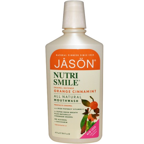 NutriSmile All Natural Mouthwash