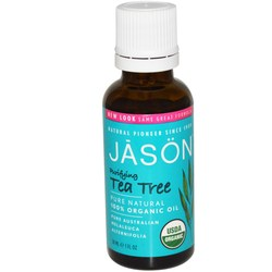 Jason Natural Cosmetics Organic Tea Tree Oil