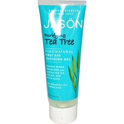 Jason Natural Cosmetics Purifying Tea Tree First Aid Soothing Gel
