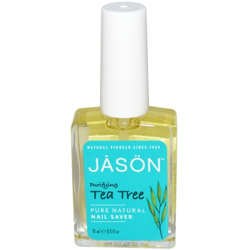 Purifying Tea Tree Pure Natural Nail Saver