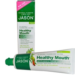Jason Natural Cosmetics Healthy Mouth Toothpaste