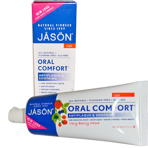 Oral Comfort Antiplaque  Soothing Tooth Gel