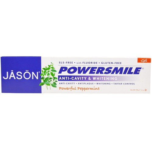PowerSmile Anti-Cavity  Whitening Gel