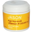 Jason Natural Cosmetics Age Renewal Vitamin E 25,000 IU Moisturizing Creme