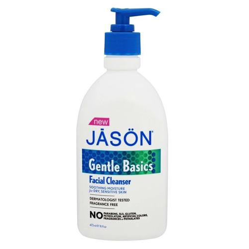 Gentle Basics Facial Cleanser