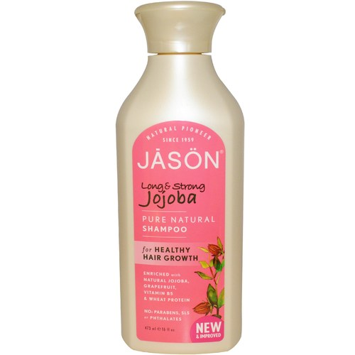 Long & Strong Jojoba Shampoo