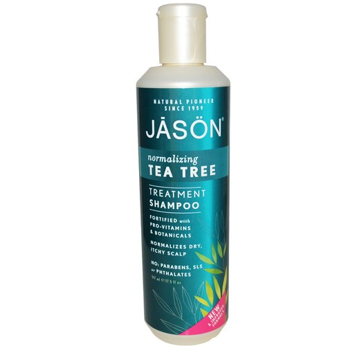Normalizing Tea Tree Treatment Shampoo