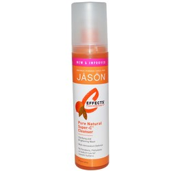 Jason Natural Cosmetics Super C Cleanser