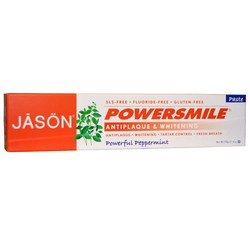 Jason Natural Cosmetics PowerSmile Toothpaste