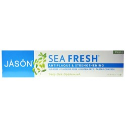 Jason Natural Cosmetics Sea Fresh Toothpaste