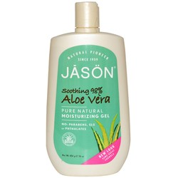 Jason Natural Cosmetics Soothing 98 Percent Aloe Vera Gel
