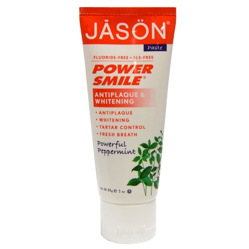 Power Smile Antiplaque & Whitening Toothpaste