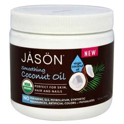 Jason Natural Cosmetics Smoothing Coconut Oil