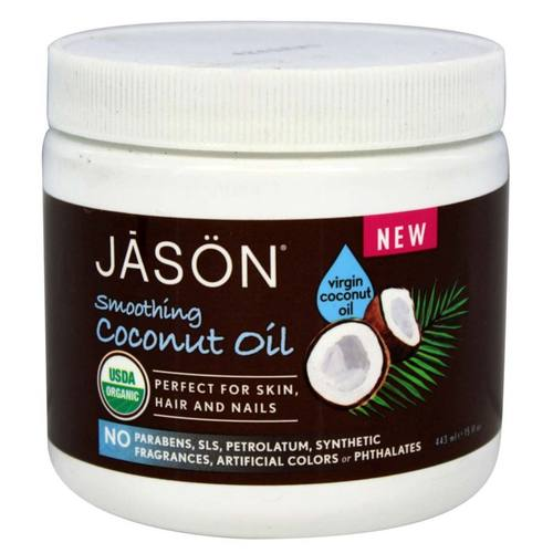 Smoothing Coconut Oil