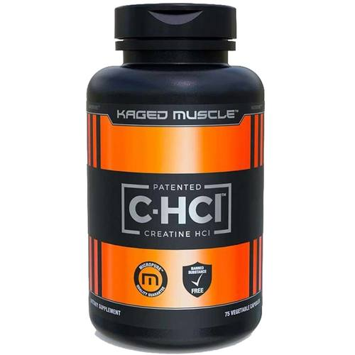 Kaged Muscle C-HCl - 75 Vegetable Capsules