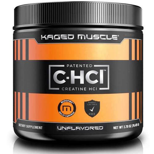 Kaged Muscle C-HCI Unflavored - 75 Servings