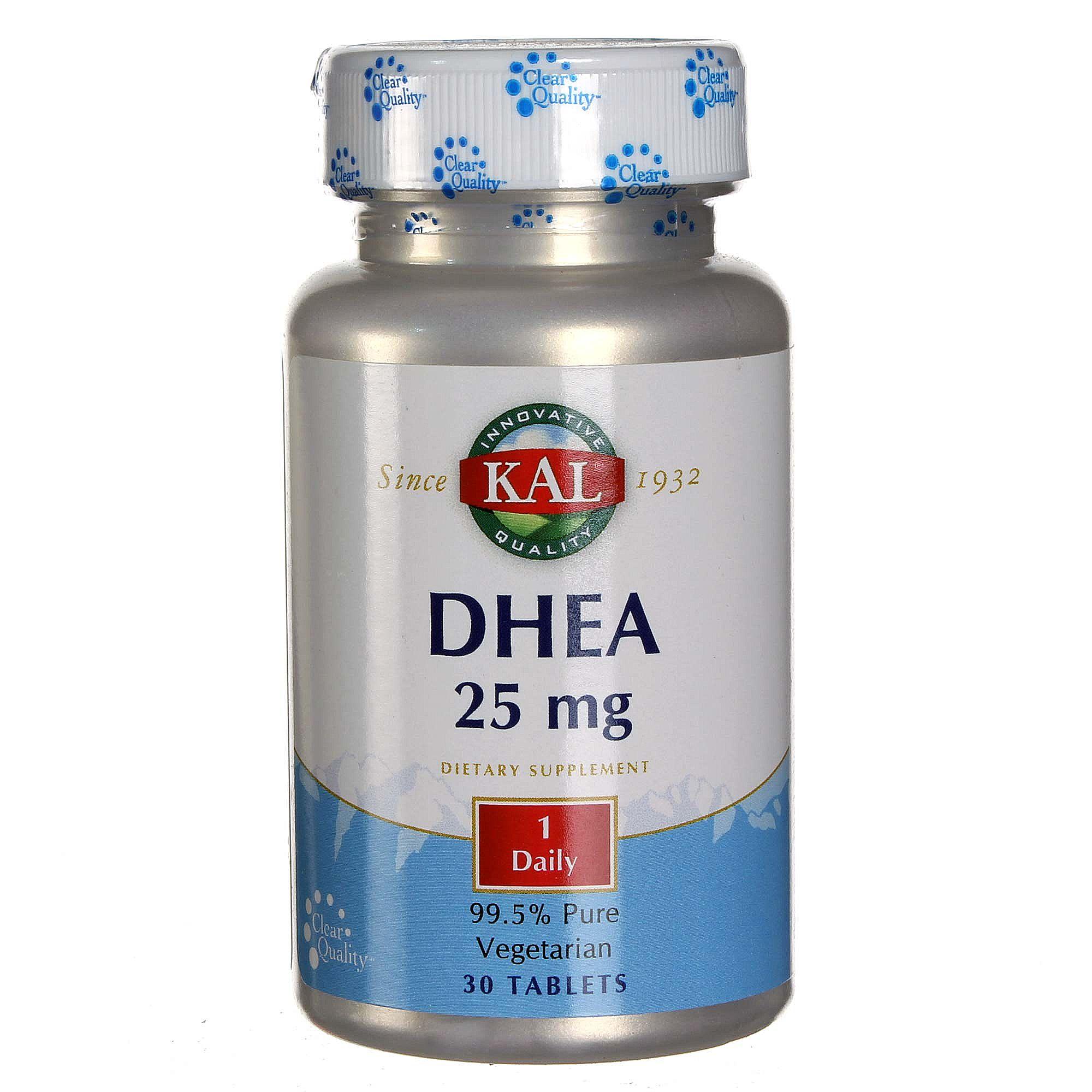 Dehydroepiandrosterone 25 mg