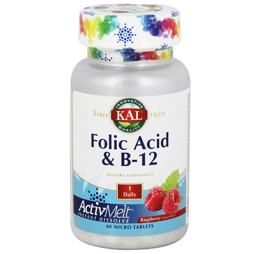 Folic Acid  B-12
