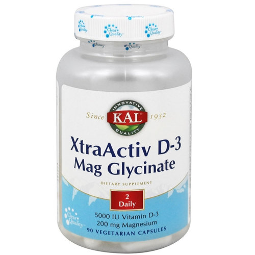 XtraActiv D3 Mag Glycinate
