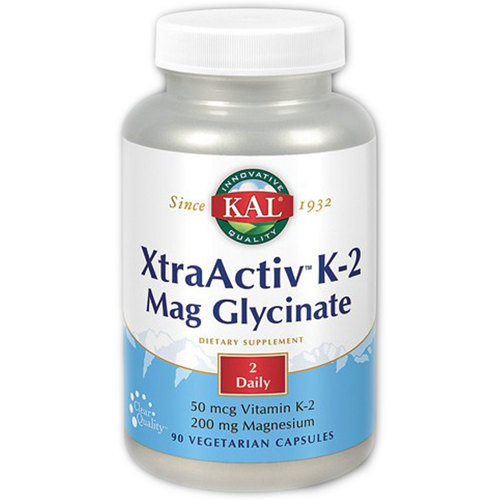 XtraActiv K-2 Mag Glycinate