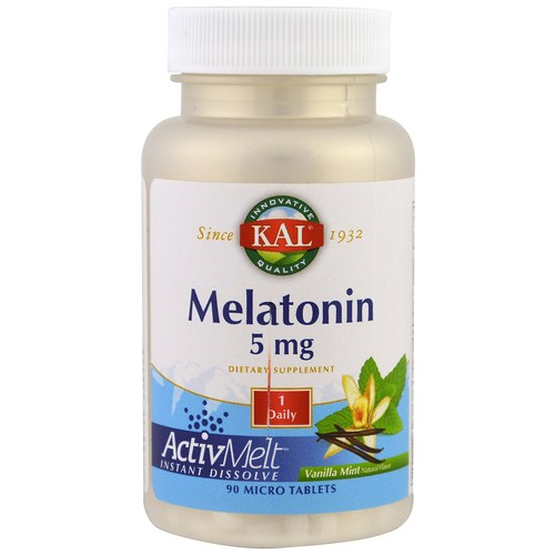 Melatonin Triple Source