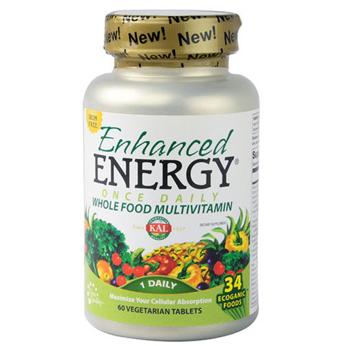 Enhanced Energy Once Daily Whole Food Vitamin
