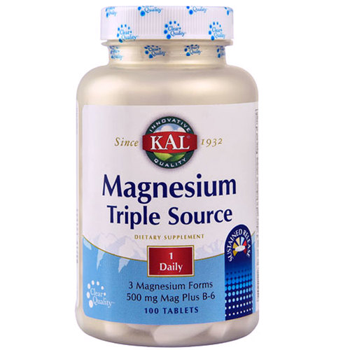 Magnesium Triple Source
