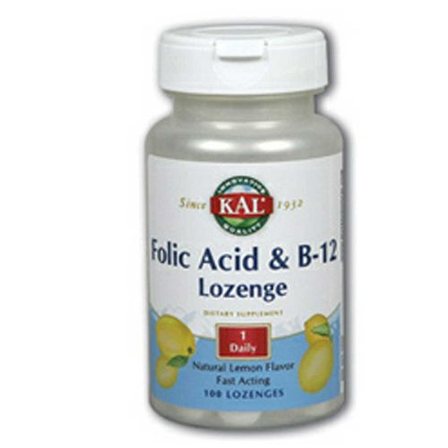 Folic Acid & B-12