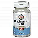 Kal Niacinamide - 250 mg - 100 Tablets