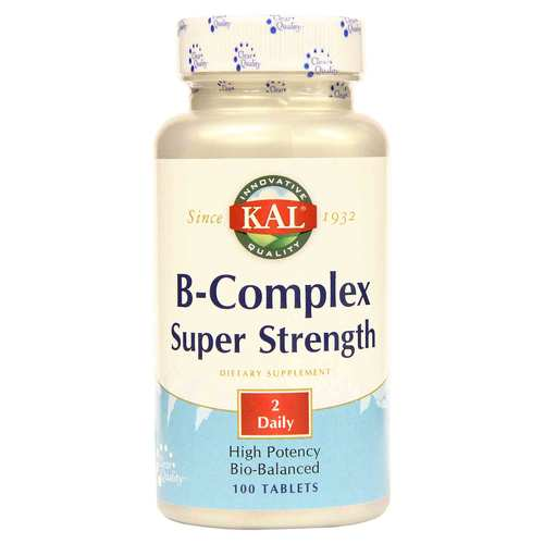 B-Complex Super Strength