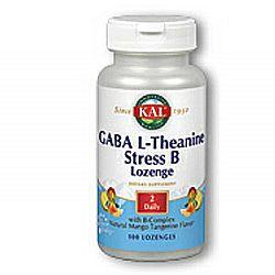 Kal GABA L-Theanine Stress B