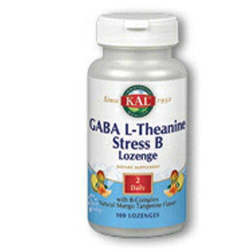 GABA L-Theanine Stress B