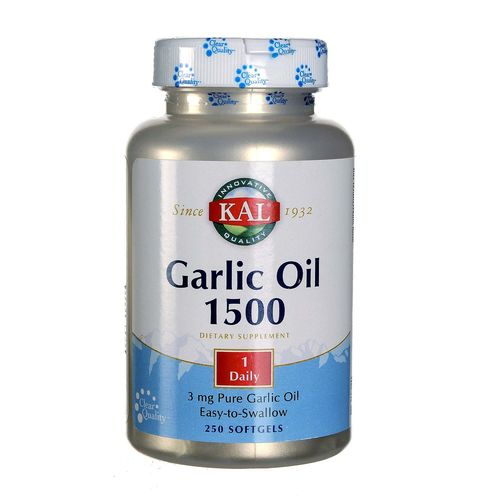 Garlic Oil 1500