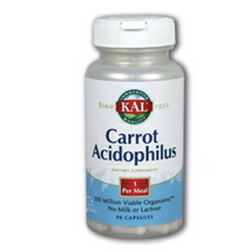 Acidophilus- Carrot