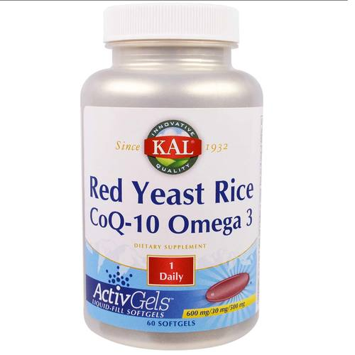 Red Yeast Rice CoQ10