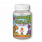 Kal Vitamin C-Rex Gummy - Orange - 120 mg - 60 Chewables