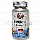 Kal Bromelain - Tropical - 100 mg - 100 Chews