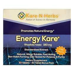 Kare-N-Herbs Energy Kare
