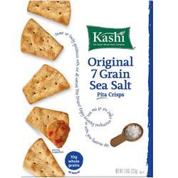 Kashi 7 Grain Pita Crisps