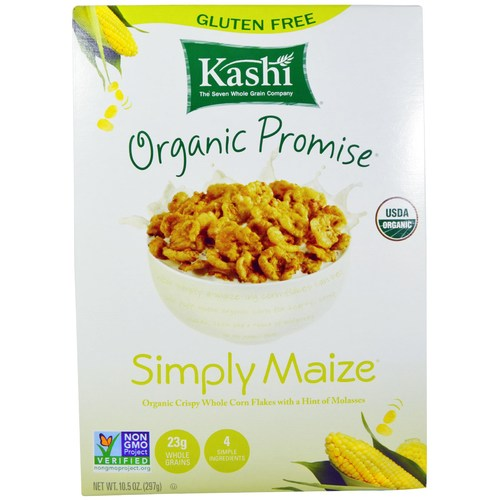 Organic Corn Cereal (10 Pack)