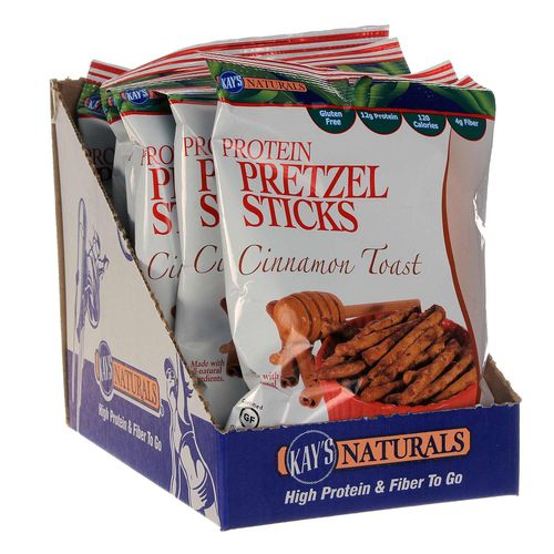 Protein Pretzel Sticks