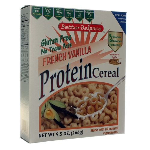 Kay's Naturals Protein Cereal French Vanilla - 9.5 oz - 20120719_131.jpg
